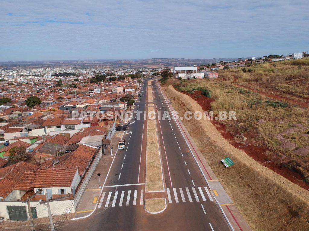 Avenida Buritis - Patos de Minas