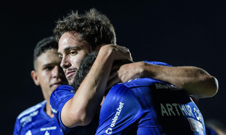 Cruzeiro x Operário-PR