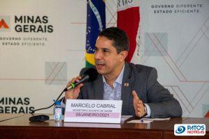 Marcelo Cabral - Secretário Adjunto de Saúde de Minas Gerais
