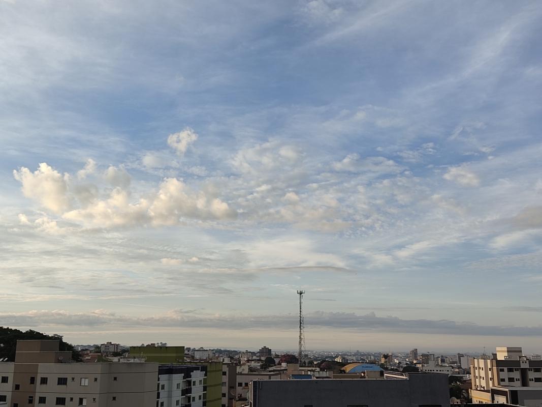 Previsão do Tempo - Patos de Minas - 15/03/2021