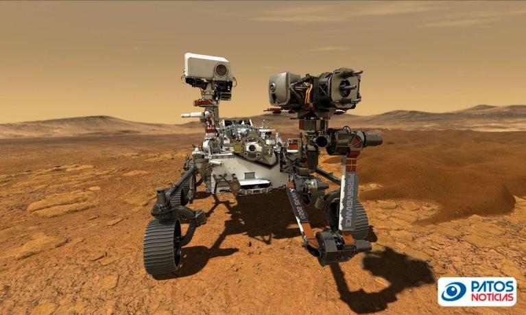 Robô NASA - Marte