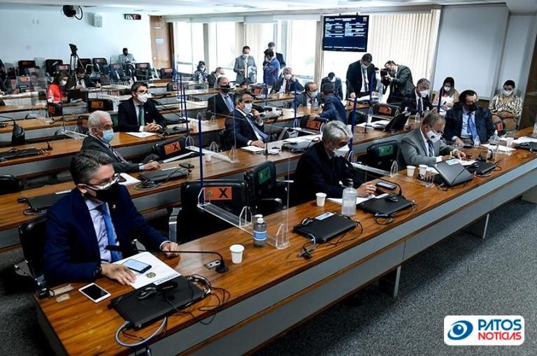 CPI da Pandemia - Senado - quarta-feira - convocação de governadores