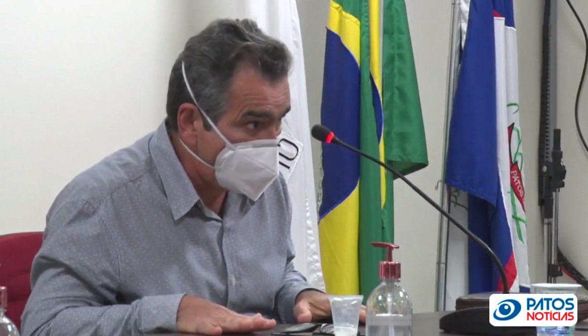 Pedro Lucas - CPI da COPASA / Patos de Minas