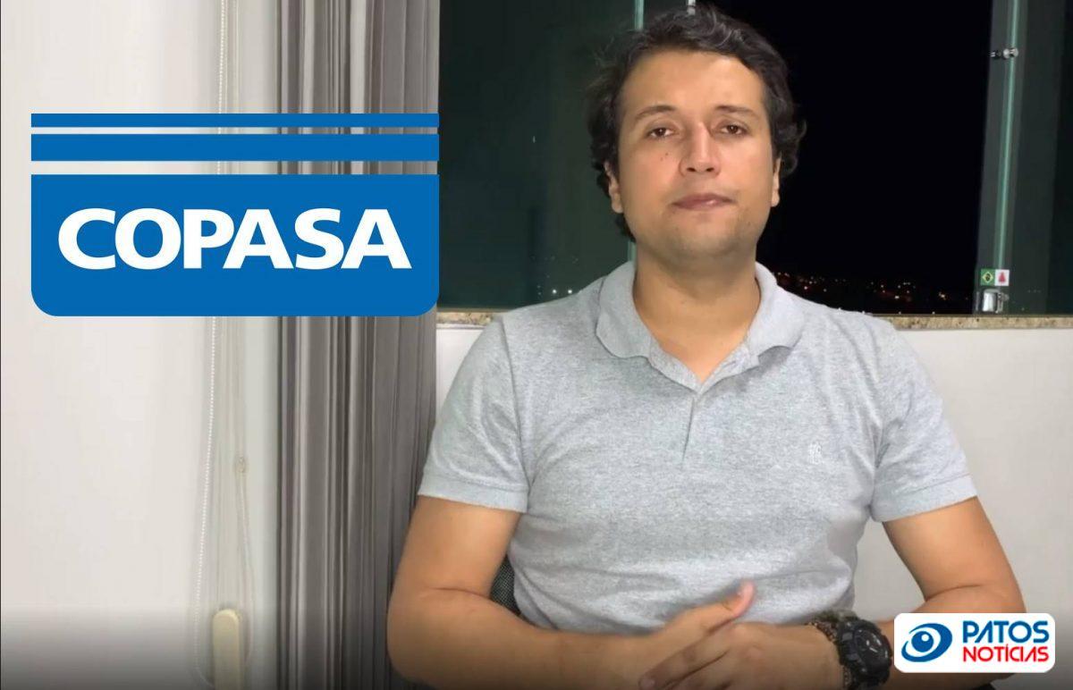 José Luiz COPASA Patos de Minas