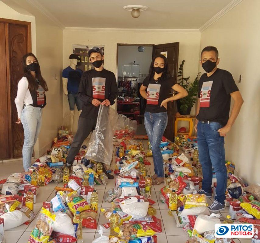 Projeto SOS Fome - Patos de Minas