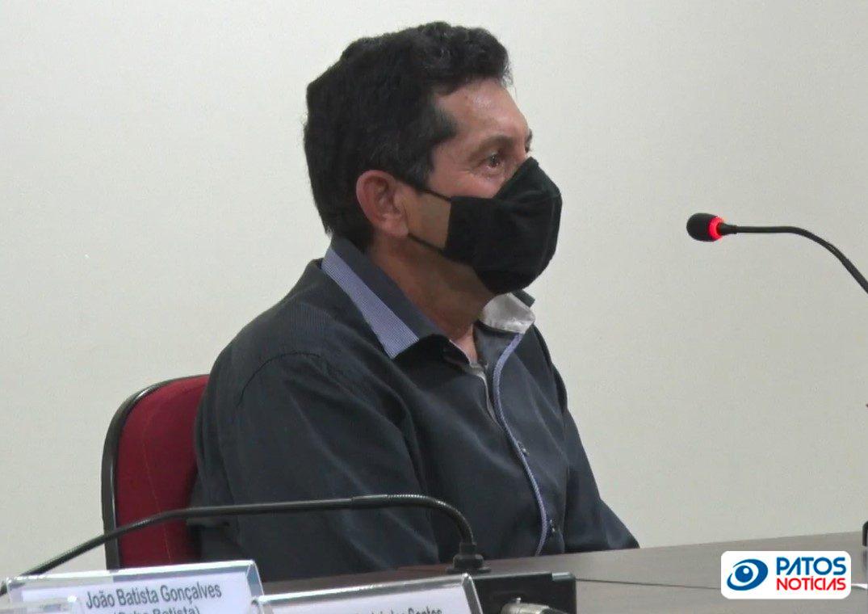 Laércio José de Sousa - Morador do Distrito de Alagoas