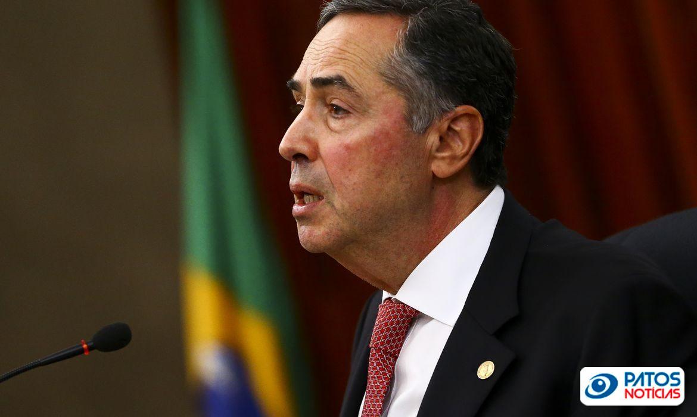 Luís Roberto Barroso - Presidente do TSE