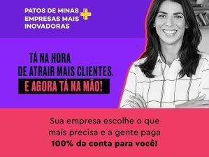 SEBRAE Minas - Empresas mais Inovadoras - Patos de Minas