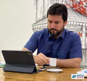 Luís Eduardo Falcão - Prefeito de Patos de Minas