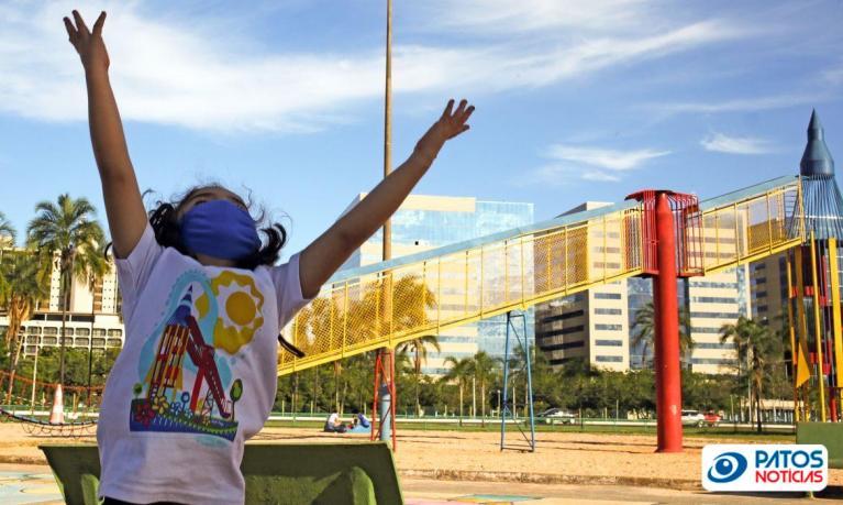Dia das Crianças pandemia