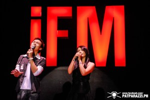 RJ Jimenez and Yeng Constantino (Pinoy Dream Academy)
