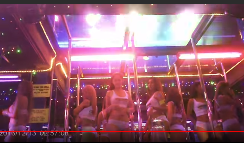 Exclusive video: Inside Lighthouse, Soi Cowboy