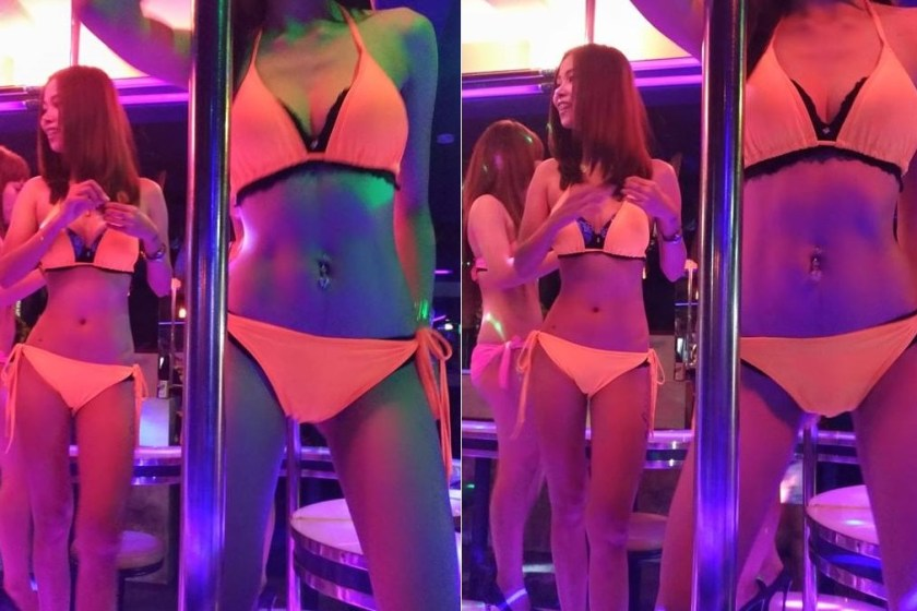 Bangkok Seven's Video: Thigh Bar, Patpong Bangkok