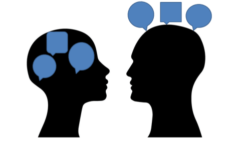 introver vs. extrovert image
