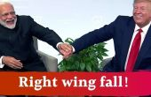 Right wing fall worldwide