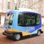 Autonomous Bus at UWA