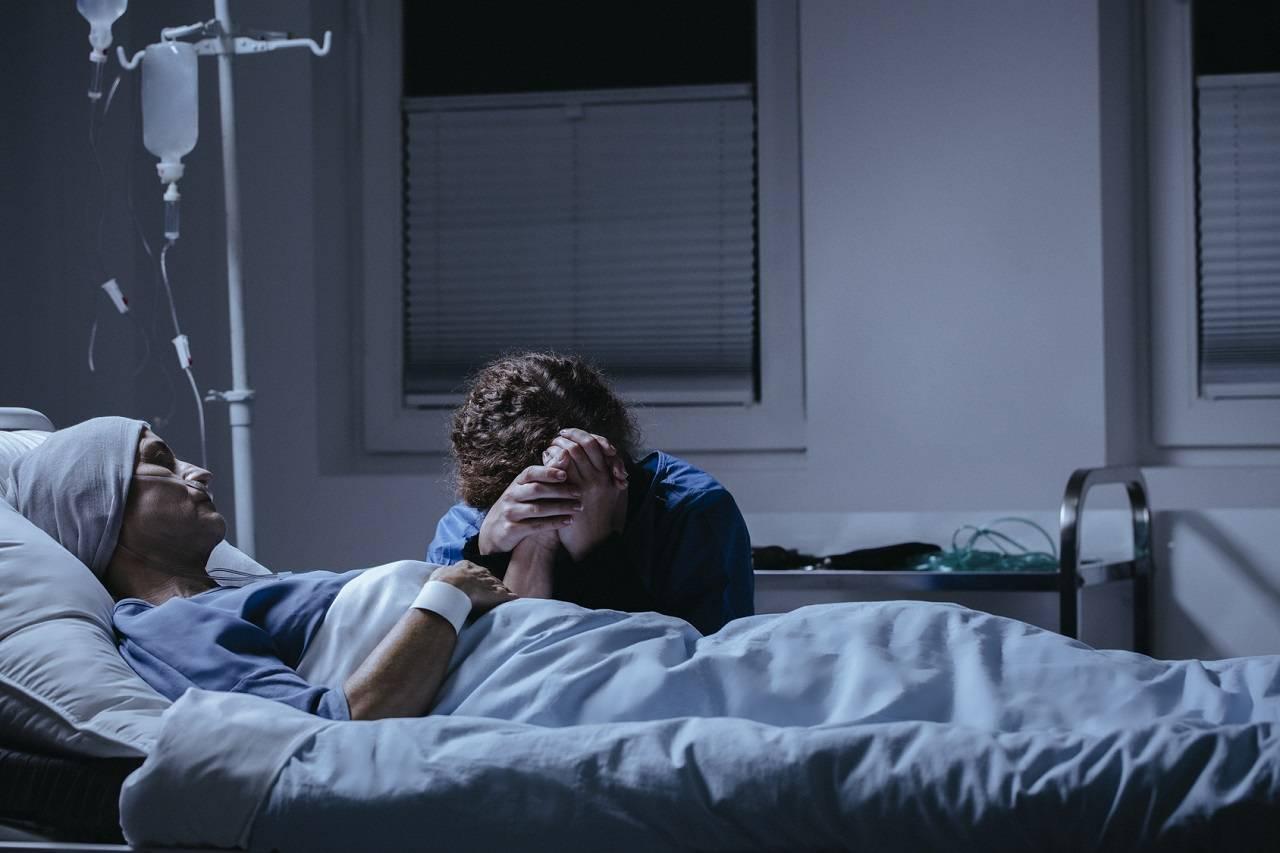 Psychogener Schock: Wie Aufgeben zum Tod führen kann