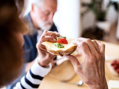 Einfluss des Alters auf die Regulation von Hunger & Appetit