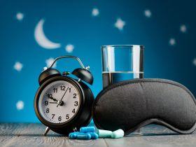 Ernährung, Schlaf und Erholung