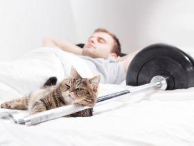 Sport und körperliche Ertüchtigung für ein rascheres Einschlafen und einen erholsamen Schlaf