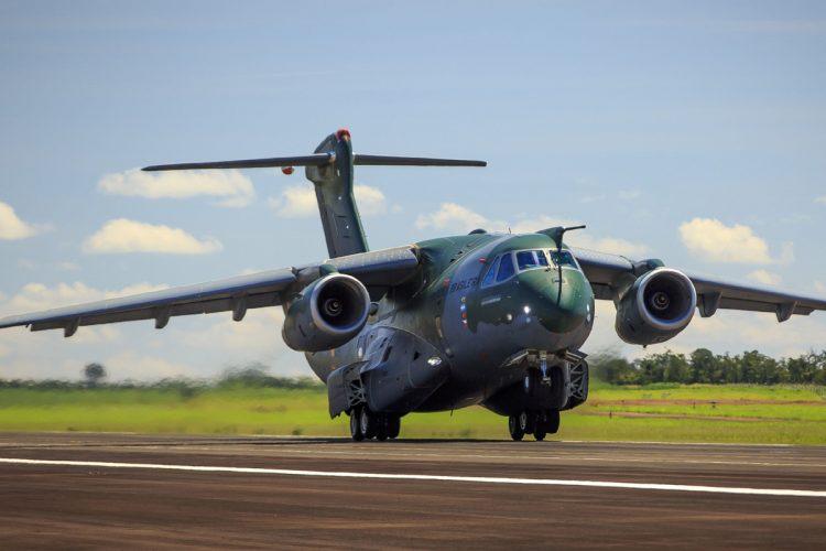 Portugal anuncia compra de aeronaves KC-390 da Embraer