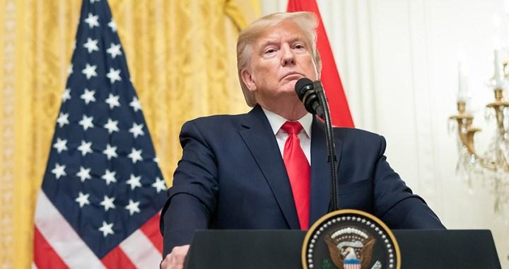 'Hoje será um grande dia para as redes sociais', diz Trump