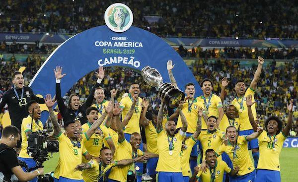 STF forma maioria para realização da Copa América no Brasil