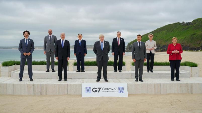 G7 repreende China por campos de concentração e exige investigação de origens da Covid