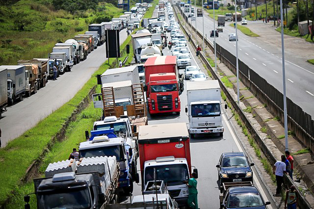 Bloqueios de rodovias foram encerrados, diz Ministério da Infraestrutura