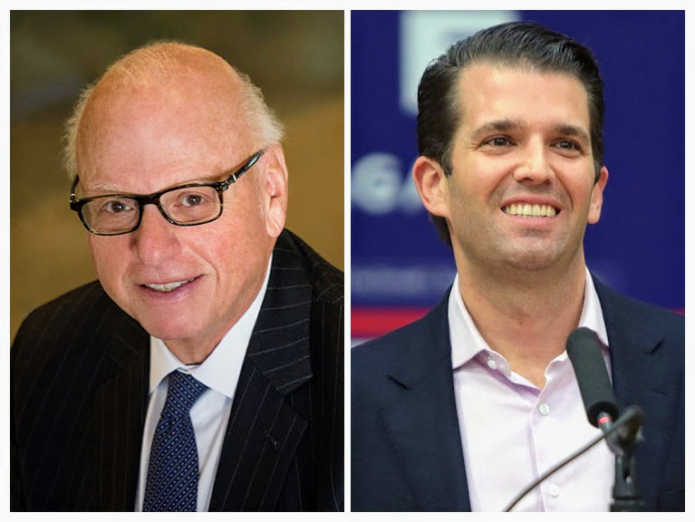 Howard Lorber, Don Jr and the Steele Dossier