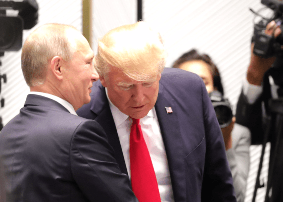 Putin Speaks to Donald Trump