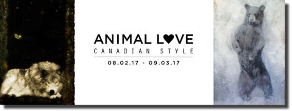 Animal Love - Canadian Style!