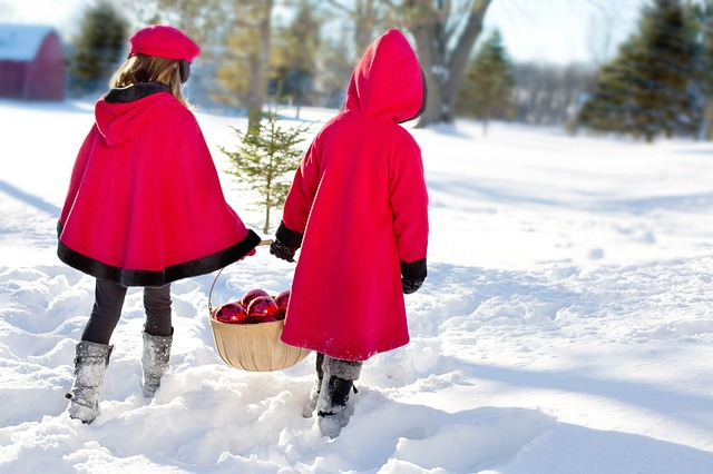 Want to be happy survival tip with Christmas Teenagers