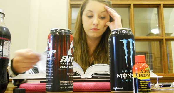Do you know the Effects Energy Drinks has on Teens