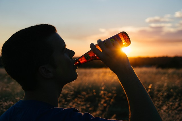 Alcohol Depressant Give You False Hope