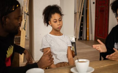 Coping with Family Stress Helps with Teen Depression