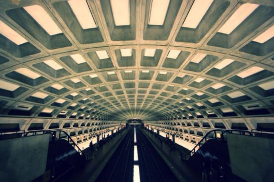 #Washington DC Metro #metro subway system