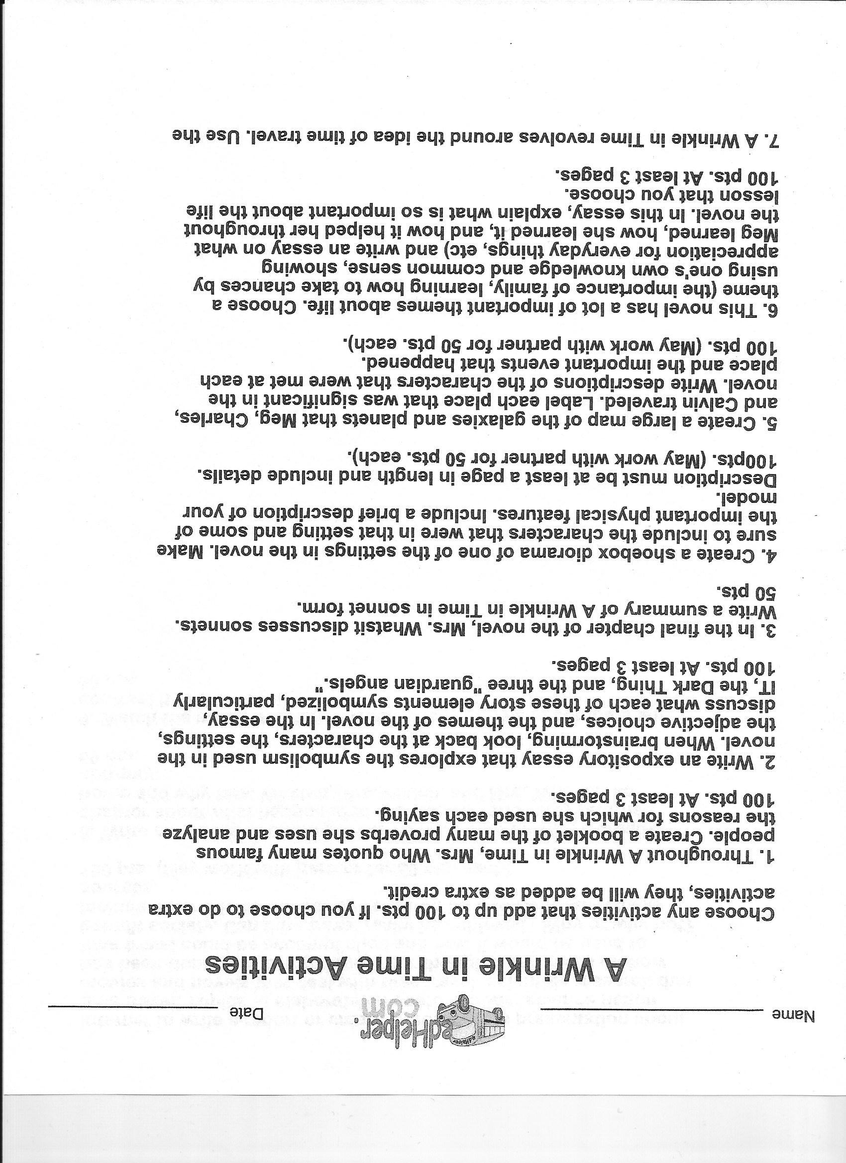 Comparison Contrast Essay 7th Grade Cheap Assignment