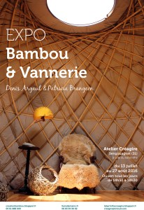 Expo bambou vannerie