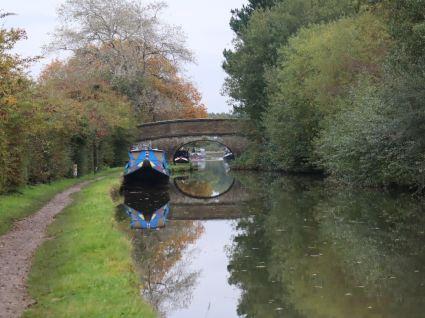 Canal walking