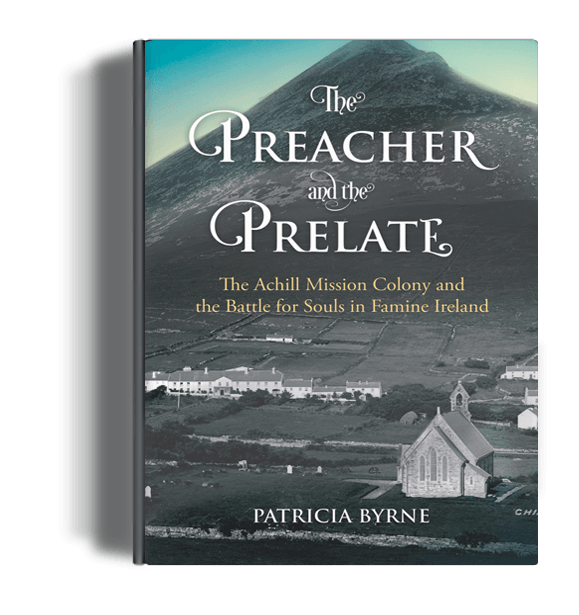 "Patricia Byrne's book, ""The Preacher and the Prelate"""