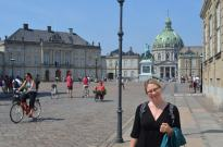 Out and about in Copenhagen