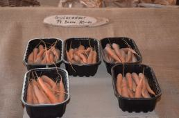 The carrots in this region are famous in Denmark.
