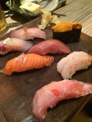 Sushi so good.