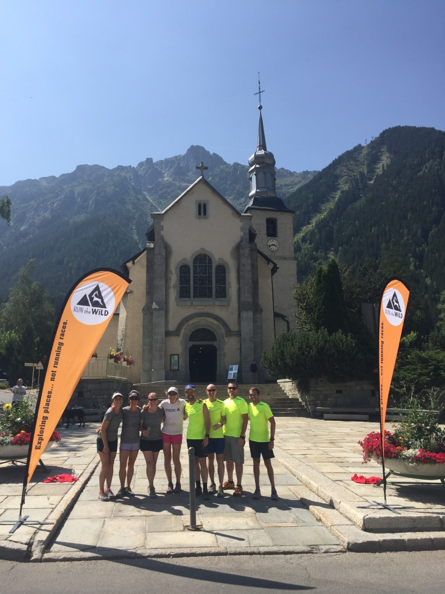 Day 6: Trient to Chamonix