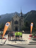 We made it! Back in Chamonix.