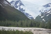 More glaciers.