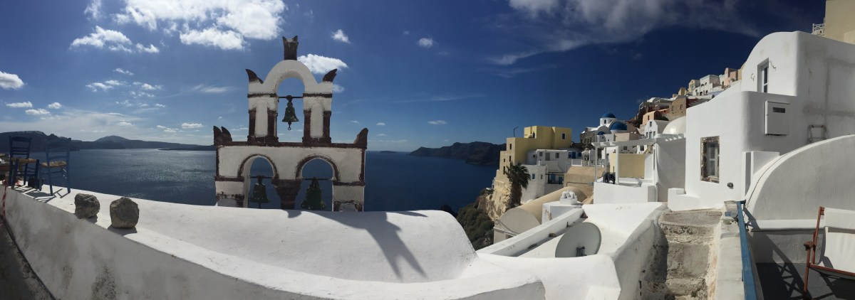 Greece: Santorini Day One