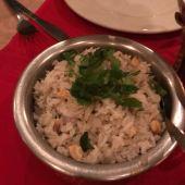 Cumin Rice.