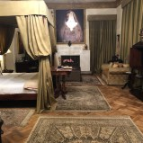 Our suite at Hotel Mansion del Angel